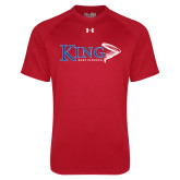 Under Armour Red Tech Tee-Bass Fishing