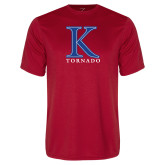Syntrel Performance Red Tee-K Tornado