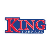 Small Magnet-King Tornado, 6 in Wide
