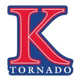 Medium Magnet-K Tornado, 8 in Tall
