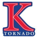Large Magnet-K Tornado, 12 in Tall