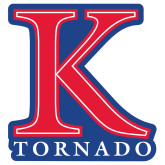 Extra Large Magnet-K Tornado, 18 in Tall