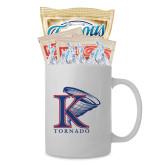 Cookies N Cocoa Gift Mug-K Tornado w/Tornado
