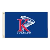 3 ft x 5 ft Flag-K Tornado w/Tornado