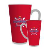 Full Color Latte Mug 17oz-2018 Softball Champions