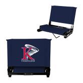 Stadium Chair Navy-K Tornado w/Tornado
