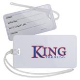 Luggage Tag-King Tornado