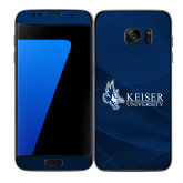 Samsung Galaxy S7 Edge Skin-Institutional Logo