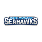 Small Decal-Keiser University Seahawks, 6 inches wide