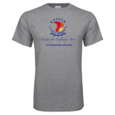 Grey T Shirt-Center for Culinary Arts