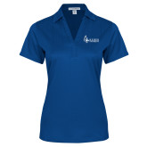 Ladies Royal Performance Fine Jacquard Polo-Institutional Logo