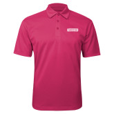 Pink Raspberry Silk Touch Performance Polo-Keiser University Seahawks