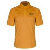 Gold Dri Mesh Pro Polo-University Wordmark