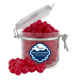 Sweet & Sour Cherry Surprise Round Canister-Primary Logo