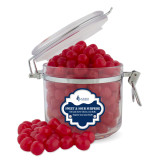 Sweet & Sour Cherry Surprise Round Canister-Institutional Logo