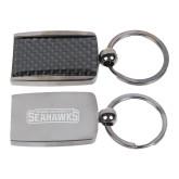 Corbetta Key Holder-Keiser University Seahawks Engraved