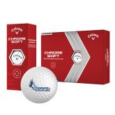 Callaway Chrome Soft Golf Balls 12/pkg-Primary Logo
