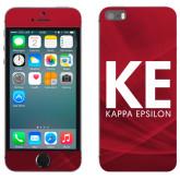 iPhone 5/5s Skin-KE Kappa Epsilon Stacked