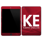 iPad Mini 3 Skin-KE Kappa Epsilon Stacked