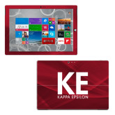 Surface Pro 3 Skin-KE Kappa Epsilon Stacked
