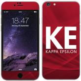 iPhone 6 Plus Skin-KE Kappa Epsilon Stacked
