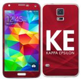 Galaxy S5 Skin-KE Kappa Epsilon Stacked