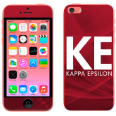iPhone 5c Skin-KE Kappa Epsilon Stacked