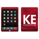 iPad Air 2 Skin-KE Kappa Epsilon Stacked
