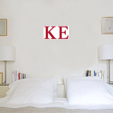 1 ft x 1 ft Fan WallSkinz-One Color Greek Letters