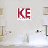2 ft x 2 ft Fan WallSkinz-KE Kappa Epsilon Stacked