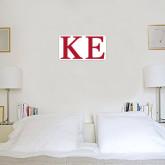 2 ft x 2 ft Fan WallSkinz-One Color Greek Letters