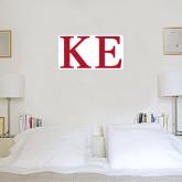 3 ft x 3 ft Fan WallSkinz-One Color Greek Letters