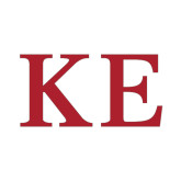 Small Decal-One Color Greek Letters, 6in Wide