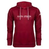 Adidas Climawarm Cardinal Team Issue Hoodie-Kappa Epsilon Flat