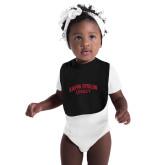Black Baby Bib-Legacy