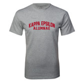Grey T Shirt-Alumnae