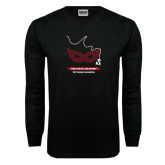 Black Long Sleeve T Shirt-2017 Annual Convention