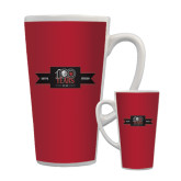 Full Color Latte Mug 17oz-100 Years Logo