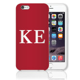 iPhone 6 Plus Phone Case-One Color Greek Letters