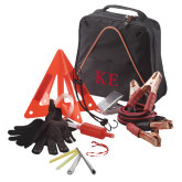 Highway Companion Black Safety Kit-One Color Greek Letters