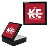 Ebony Black Accessory Box With 6 x 6 Tile-Primary Mark