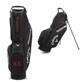 Callaway Hyper Lite 5 Black Stand Bag-One Color Greek Letters