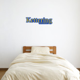 6 in x 2 ft Fan WallSkinz-Kettering University Word Mark