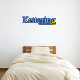 1 ft x 3 ft Fan WallSkinz-Kettering University Word Mark