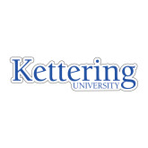 Medium Decal-Kettering University Word Mark, 8 inches wide