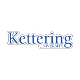Small Decal-Kettering University Word Mark, 6 inches wide