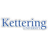 Extra Large Decal-Kettering University Word Mark, 18 inches wide