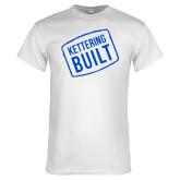 White T Shirt-Kettering Built