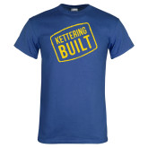 Royal T Shirt-Kettering Built