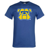 Royal T Shirt-Bulldog Head